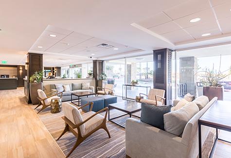 New Lobby Area