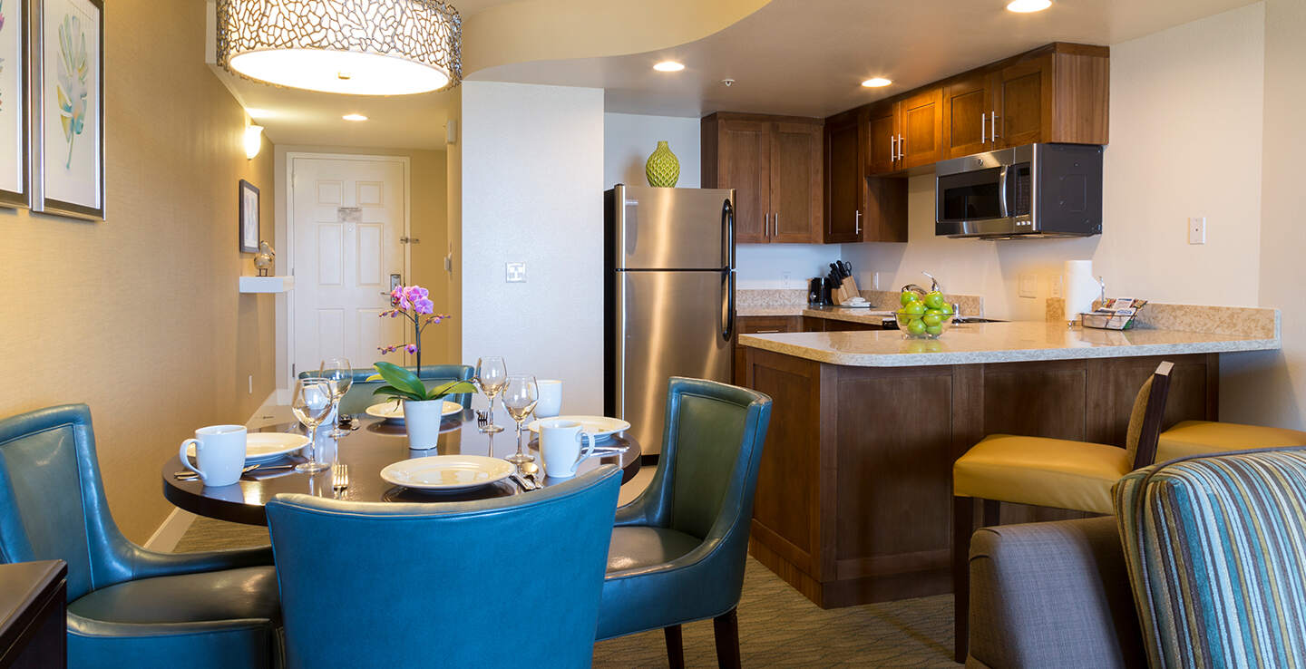 RELAX IN A PRIVATE ONE OR TWO BEDROOM CONDOMINIUM