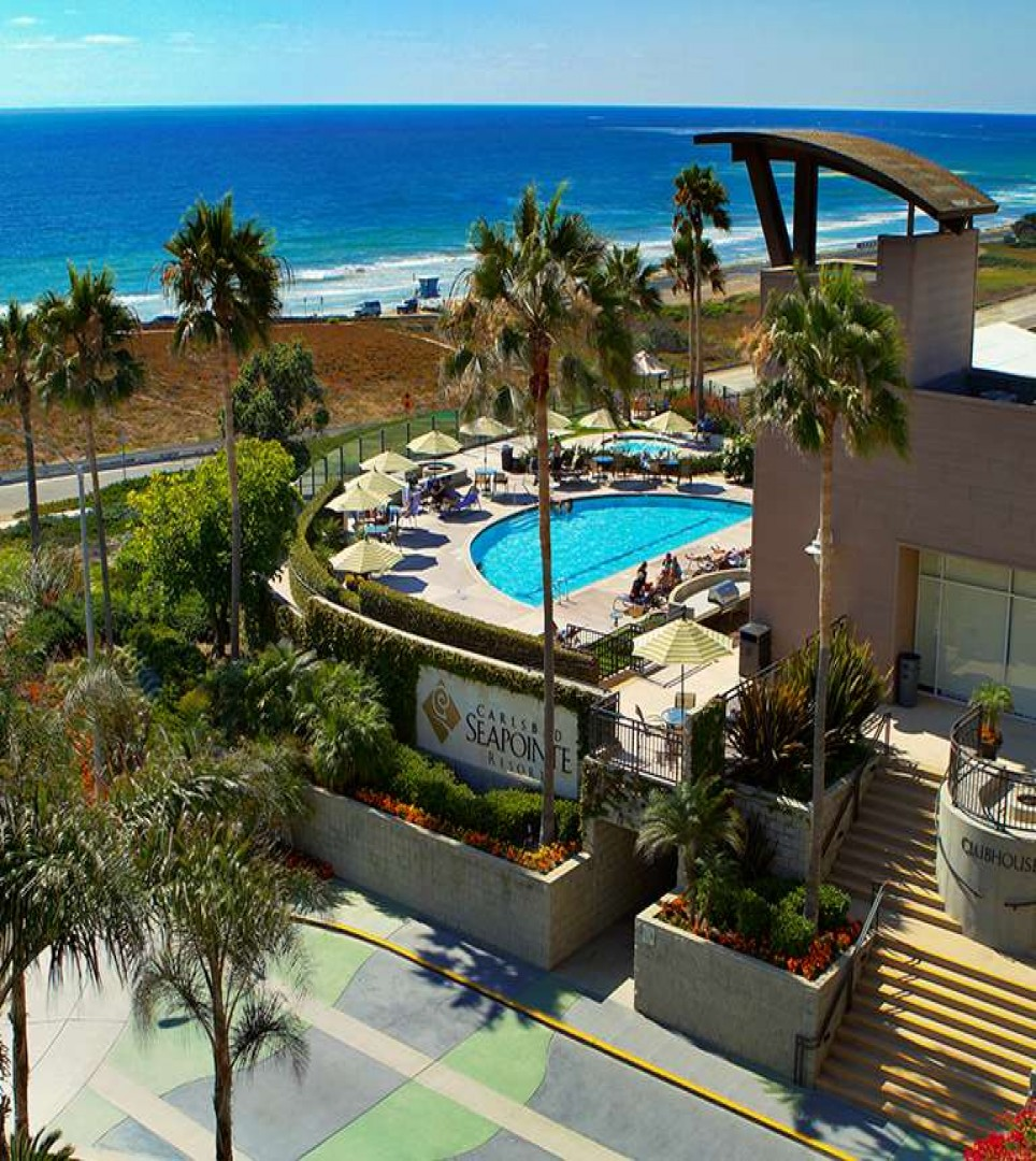 ENJOY WELL-APPOINTED ALL CONDOMINIUM ACCOMMODATIONS  IN CARLSBAD CALIFORNIA