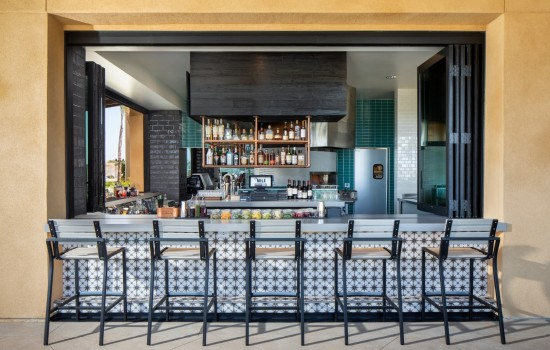Dining Golf & Spa Nearby - SHE Architecture 2018 bar