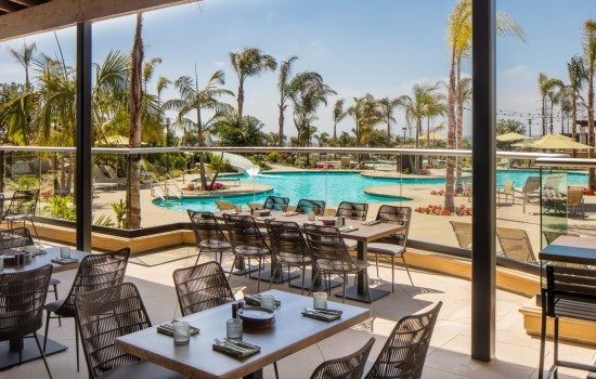 Dining Golf & Spa Nearby - SHE Architecture 2018 exterior patio pool