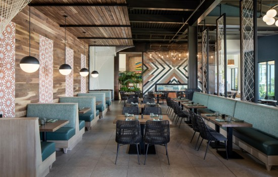 Dining Golf & Spa Nearby - SHE Architecture 2018 restaurant