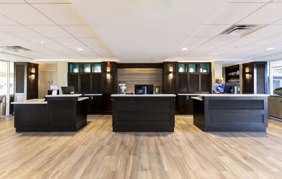 RESORT AMENITIES - Hotel Lobby