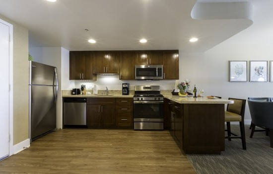 Condos - Full Kitchens